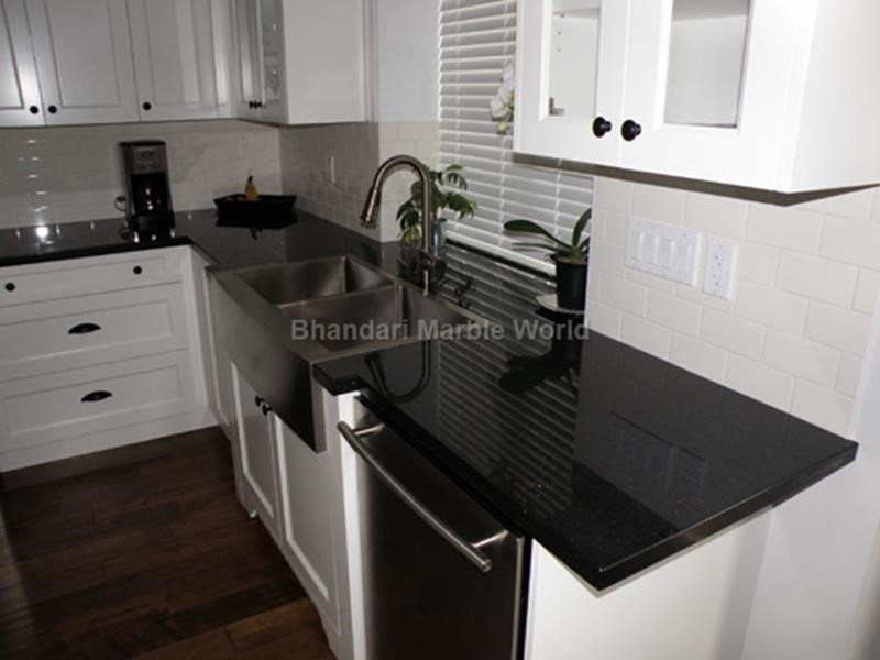 Black Color Granite