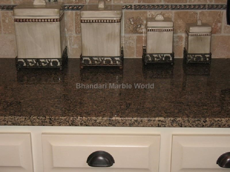 Brown Color Granite