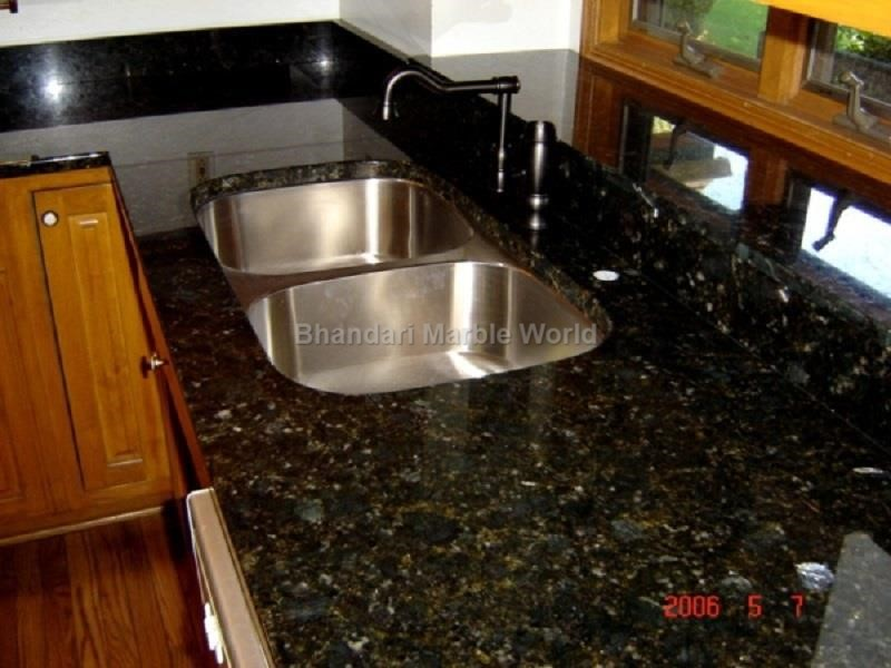 Green Color Granite
